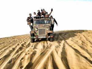 Top Tourist Places and Things To Do In Jaisalmer – With Photos